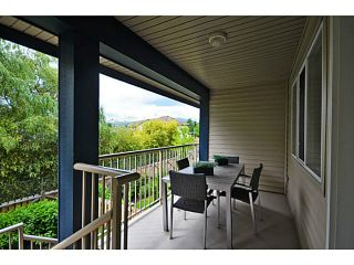"""Photo 9: 6 1268 RIVERSIDE Drive in Port Coquitlam: Riverwood Townhouse for sale in """"SOMERSTON LANE"""" : MLS®# V1012744"""