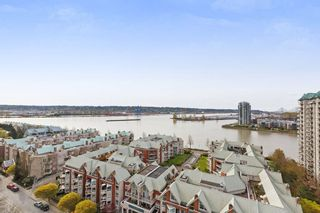 """Photo 1: 1706 1245 QUAYSIDE Drive in New Westminster: Quay Condo for sale in """"THE RIVIERA"""" : MLS®# R2257367"""