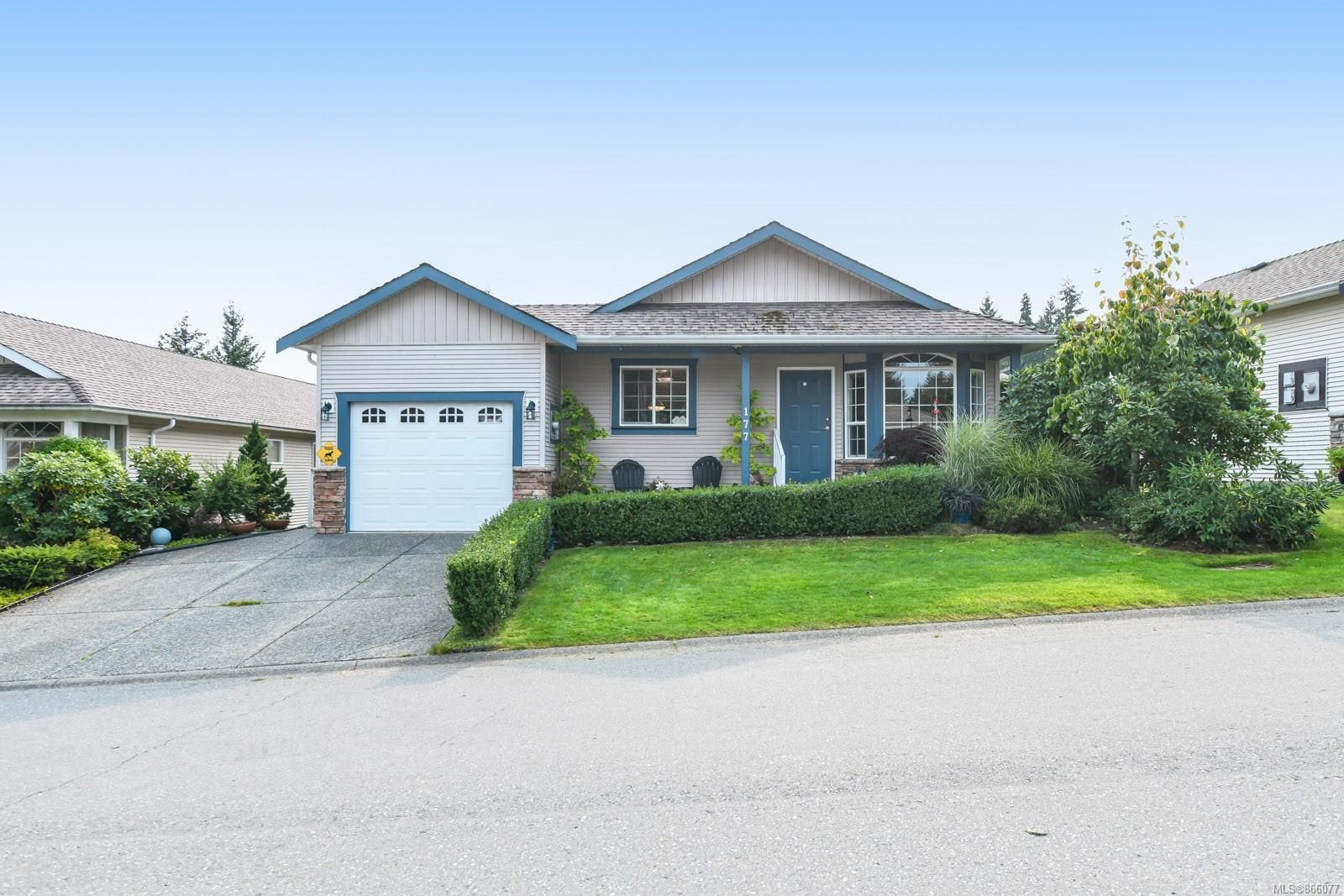 Main Photo: 177 4714 Muir Rd in : CV Courtenay East Manufactured Home for sale (Comox Valley)  : MLS®# 866077