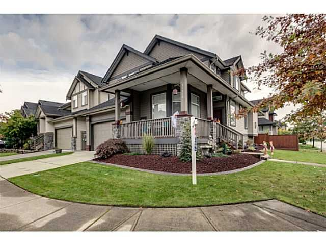 """Main Photo: 11220 BLANEY Crescent in Pitt Meadows: South Meadows House for sale in """"Bonson Landing"""" : MLS®# V1091417"""