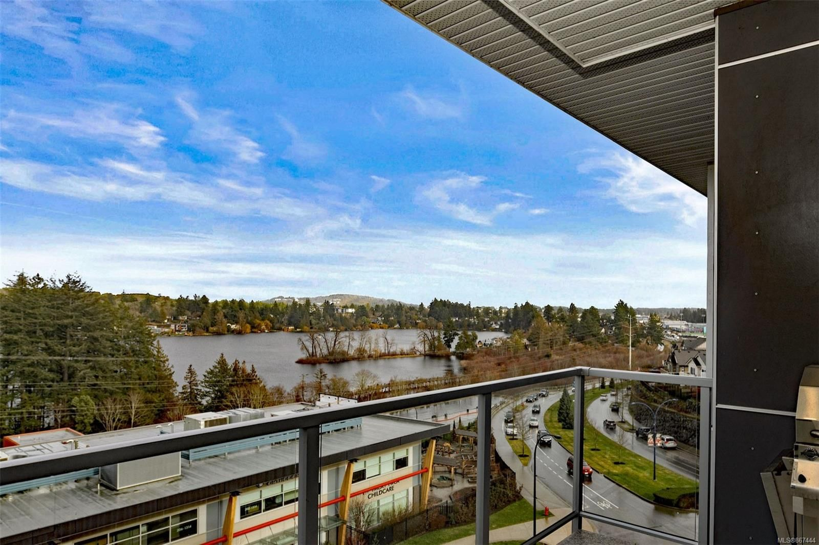 Main Photo: 604 1311 Lakepoint Way in : La Westhills Condo for sale (Langford)  : MLS®# 867444