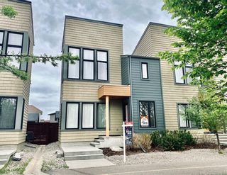 Photo 1: 254 WALDEN Gate SE in Calgary: Walden Row/Townhouse for sale : MLS®# C4305539