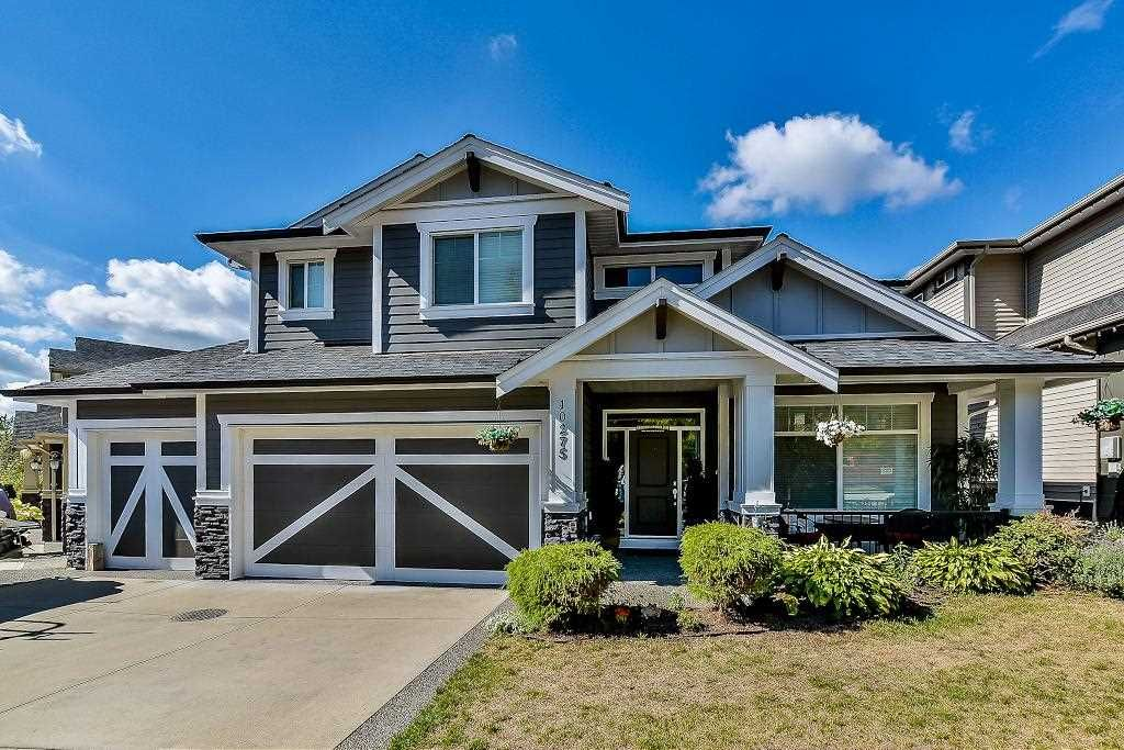 Main Photo: 10275 MCEACHERN Street in Maple Ridge: Albion House for sale : MLS®# R2106393