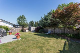 Photo 18: 19592 SOMERSET DRIVE in Pitt Meadows: Mid Meadows House for sale : MLS®# R2281493