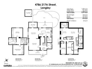 """Photo 40: 4786 217A Street in Langley: Murrayville House for sale in """"Murrayville"""" : MLS®# R2618848"""