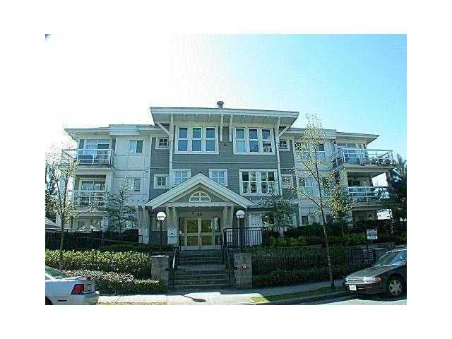 Main Photo: 214 3038 E KENT AVE SOUTH AVENUE in : South Marine Condo for sale : MLS®# V943869