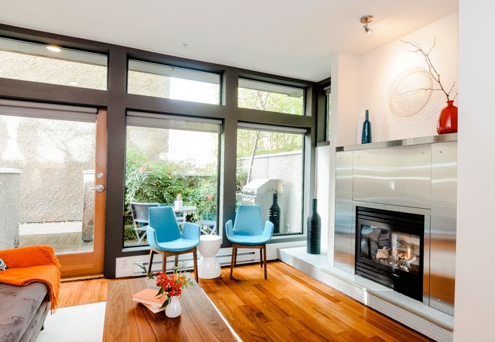 Photo 10: Photos: 3119 Prince Edward Street in Vancouver: Mount Pleasant VE Townhouse for sale (Vancouver East)  : MLS®# R2028836