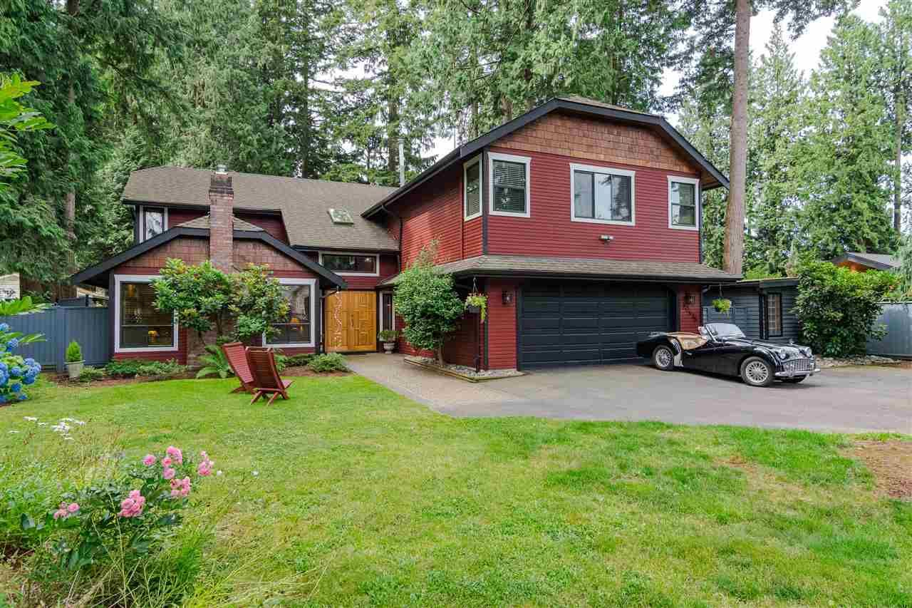 Main Photo: 20438 93A AVENUE in Langley: Walnut Grove House for sale : MLS®# R2388855