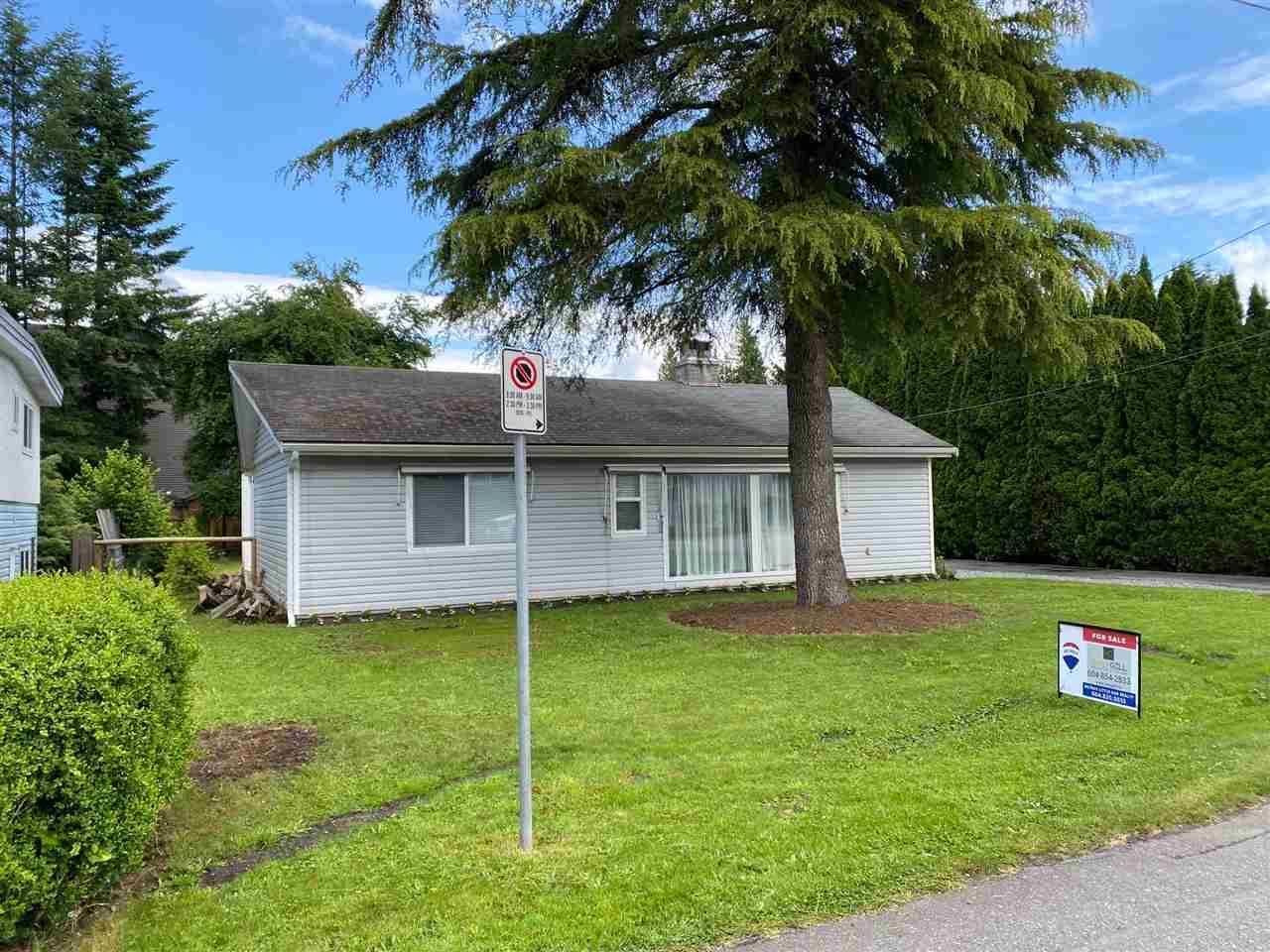 Main Photo: 7634 STRACHAN Street in Mission: Mission BC House for sale : MLS®# R2466385