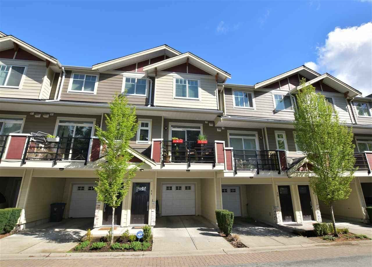 """Main Photo: 11 6383 140 Street in Surrey: Sullivan Station Townhouse for sale in """"Panorama West Village"""" : MLS®# R2361264"""
