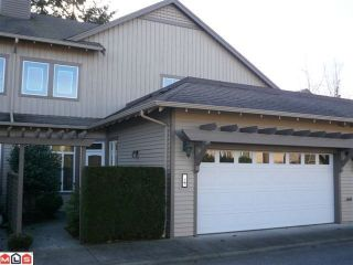 Photo 1: 4 14909 32 AV in Surrey: Condo for sale : MLS®# F1103611