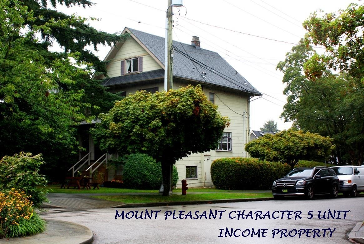 Main Photo: 977 E 11TH AVENUE in Vancouver: Mount Pleasant VE House for sale (Vancouver East)  : MLS®# R2620004