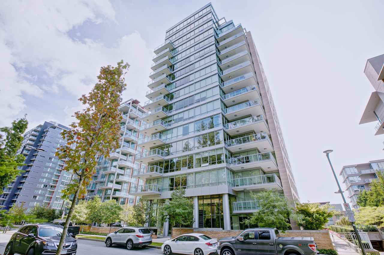 "Main Photo: 1403 5838 BERTON Avenue in Vancouver: University VW Condo for sale in ""THE WESTBROOK"" (Vancouver West)  : MLS®# R2004602"