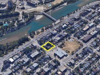 Photo 2: 1 AV NW in Calgary: Sunnyside Land for sale : MLS®# C4189741