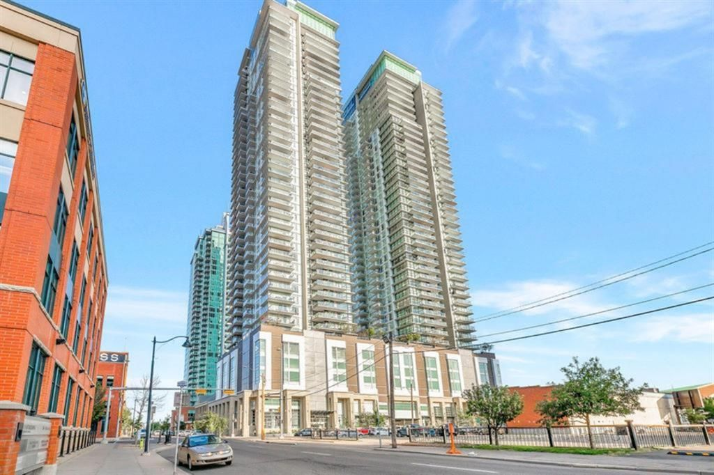 Main Photo: 2606 1122 3 Street SE in Calgary: Beltline Apartment for sale : MLS®# A1062015