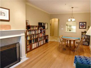 """Photo 5: 228 5735 HAMPTON Place in Vancouver: University VW Condo for sale in """"THE BRISTOL"""" (Vancouver West)  : MLS®# V1132077"""