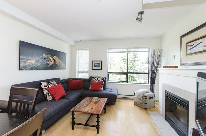 Main Photo: 106 1855 Stainsbury Avenue in Vancouver: Victoria VE Townhouse for sale (Vancouver East)  : MLS®# V1128908