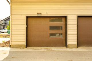 Photo 24: 15 1203 163 Street in Edmonton: Zone 56 Townhouse for sale : MLS®# E4255574