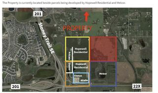 Photo 12: 138 ave 100 Street SE in Calgary: Shepard Industrial Residential Land for sale : MLS®# A1099755