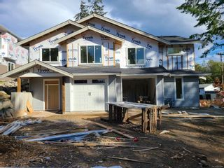 Photo 1: 100 Golden Oaks Cres in : Na North Nanaimo Half Duplex for sale (Nanaimo)  : MLS®# 857044