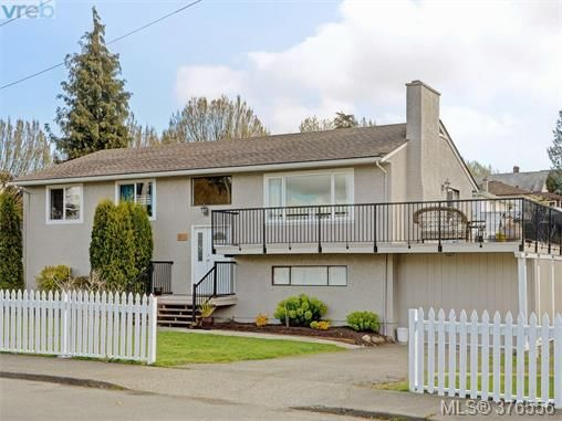 Main Photo: 955 Hereward Rd in VICTORIA: VW Victoria West House for sale (Victoria West)  : MLS®# 755998
