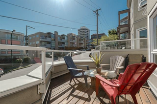 Photo 1: 1210 West 7th in Vancouver: Fairview VW Townhouse for sale (Vancouver West)  : MLS®# R2061226