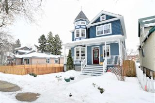 Photo 1: 9731 88 Avenue in Edmonton: Zone 15 House for sale : MLS®# E4229156