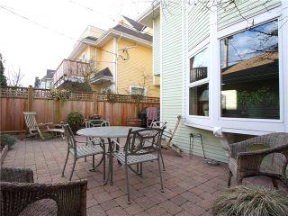 Photo 11: 1839 CREELMAN Avenue in Vancouver: Kitsilano 1/2 Duplex for sale (Vancouver West)  : MLS®# V1047236