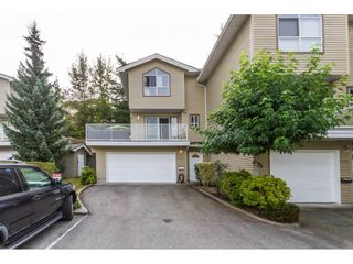 "Photo 1: 1116 BENNET Drive in Port Coquitlam: Citadel PQ Townhouse for sale in ""THE SUMMIT"" : MLS®# R2104303"