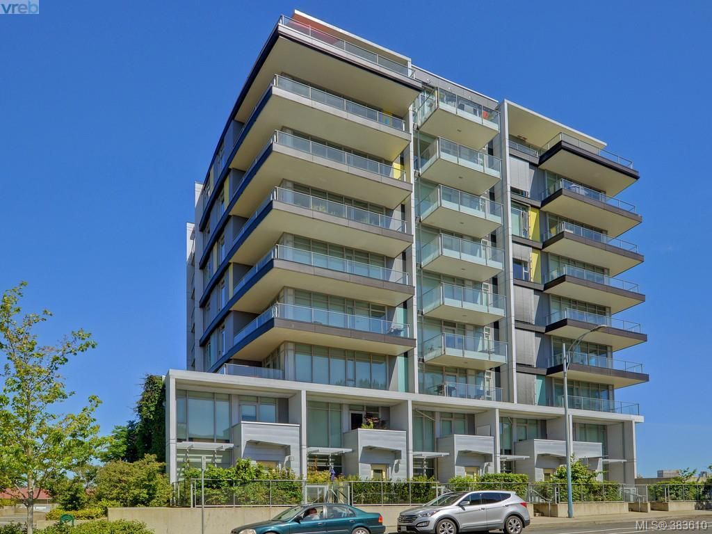 Main Photo: 609 373 Tyee Rd in VICTORIA: VW Victoria West Condo for sale (Victoria West)  : MLS®# 770972