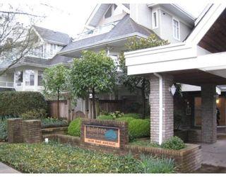 Photo 1: # 305 3638 RAE AV in Vancouver: Condo for sale : MLS®# V812988