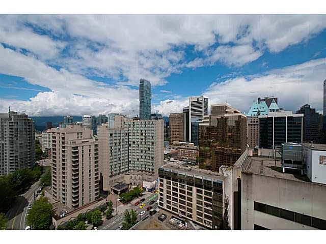 Fantastic views of Downtown and Mountains