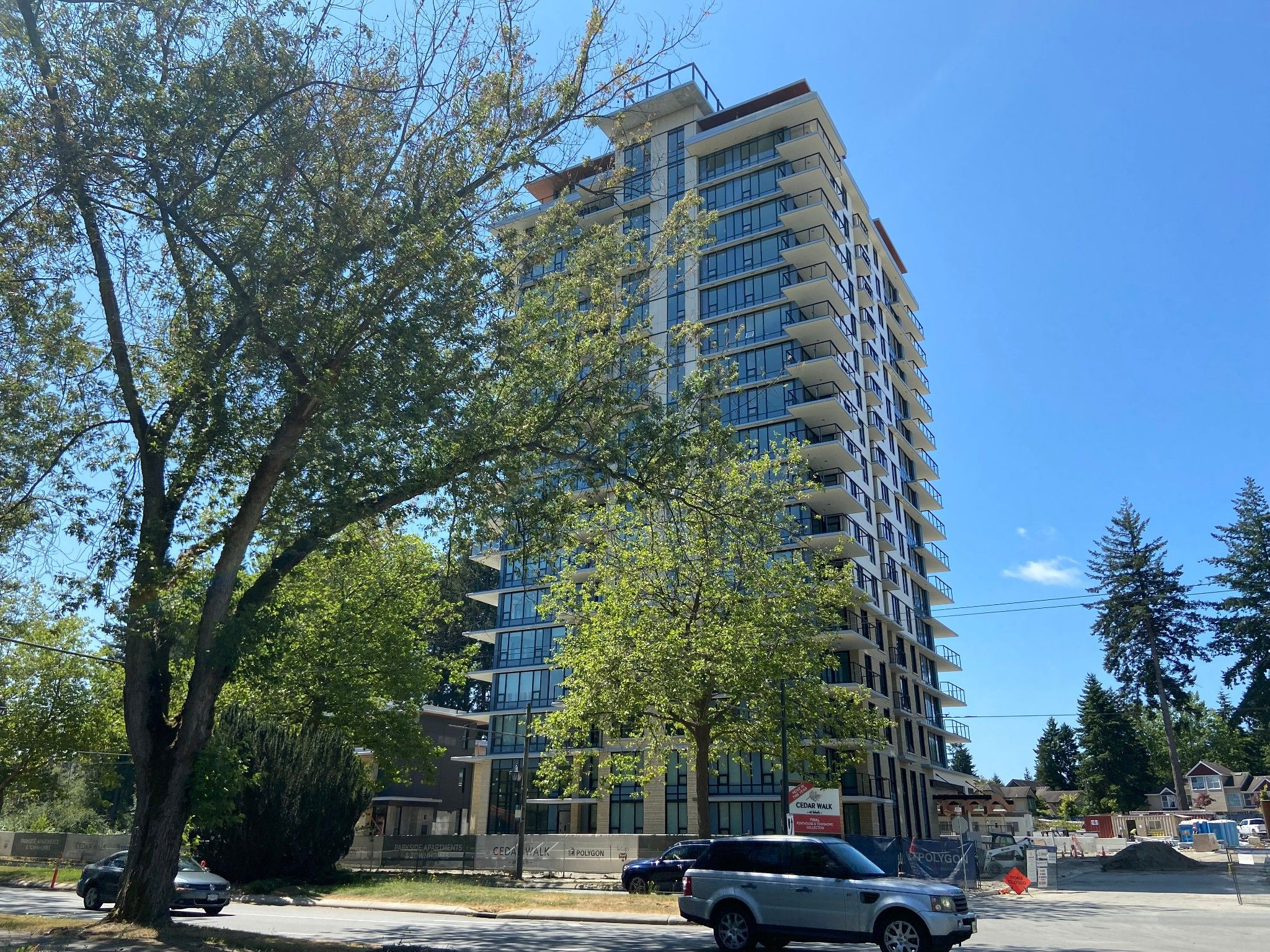 Main Photo: 603 5410 Shortcut Road in Vancouver: Condo for rent