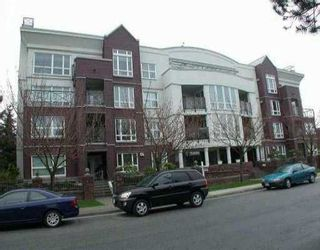 """Photo 1: 2335 WHYTE Ave in Port Coquitlam: Central Pt Coquitlam Condo for sale in """"CHANCELLOR COURT"""" : MLS®# V612891"""