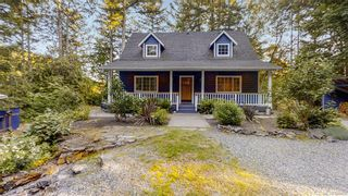 Photo 1: 1409 Hillgrove Rd in North Saanich: NS Lands End House for sale : MLS®# 841102