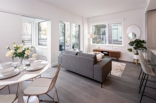 """Photo 6: 204 4932 CAMBIE Street in Vancouver: Fairview VW Condo for sale in """"PRIMROSE BY TRANSCA"""" (Vancouver West)  : MLS®# R2621383"""