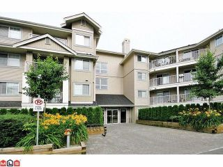 """Photo 1: 207 19388 65TH Avenue in Surrey: Clayton Condo for sale in """"THE LIBERTY"""" (Cloverdale)  : MLS®# F1028523"""