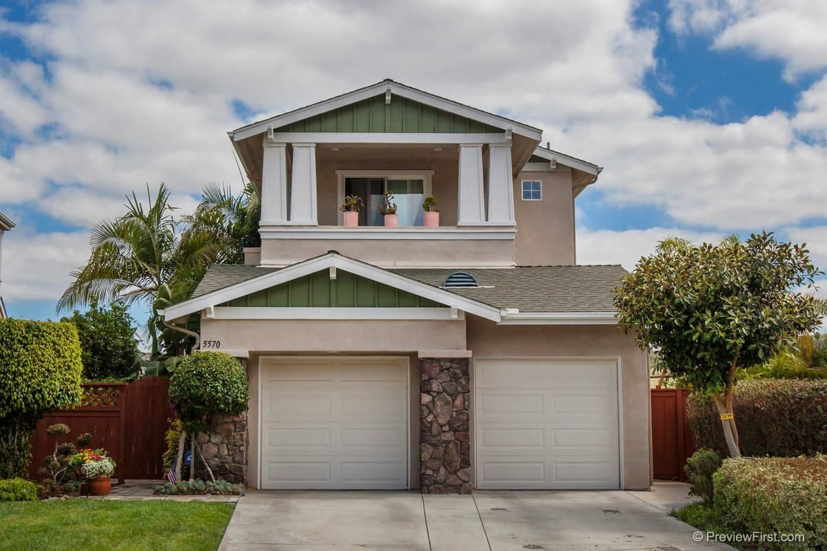 Main Photo: CARLSBAD SOUTH House for sale : 3 bedrooms : 5570 COYOTE CRT in CARLSBAD