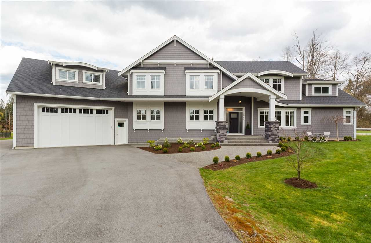 """Main Photo: 23663 62A Crescent in Langley: Salmon River House for sale in """"Williams Park / Salmon River"""" : MLS®# R2252191"""