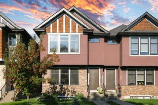Photo 2: 3519A 1 Street NW in Calgary: Highland Park Semi Detached for sale : MLS®# A1141158