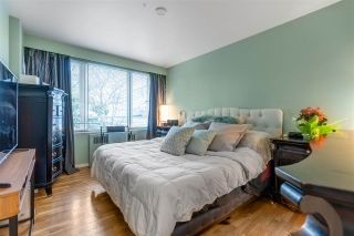 """Photo 4: 104 1445 MARPOLE Avenue in Vancouver: Fairview VW Condo for sale in """"Hycroft Towers"""" (Vancouver West)  : MLS®# R2554611"""