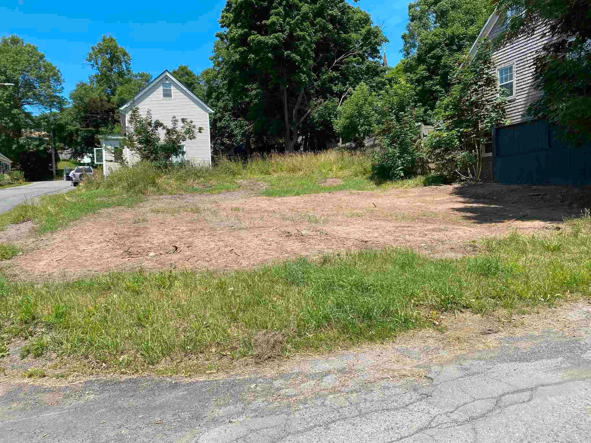 Main Photo: 104 St Andrews Street in Pictou: 107-Trenton,Westville,Pictou Vacant Land for sale (Northern Region)  : MLS®# 202123220