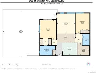 Photo 26: 2403 44 Anderton Ave in Courtenay: CV Courtenay City Condo for sale (Comox Valley)  : MLS®# 873430