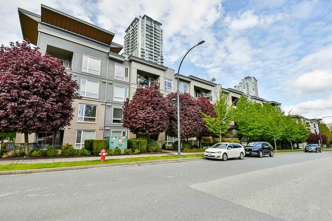 "Main Photo: 234 13321 102A Avenue in Surrey: Whalley Condo for sale in ""AGENDA"" (North Surrey)  : MLS®# R2575620"