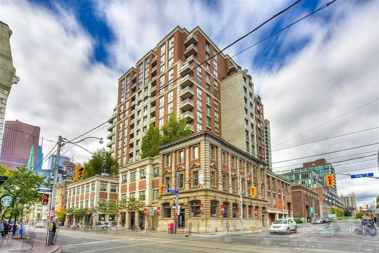 Main Photo: 507 168 E King Street in Toronto: Moss Park Condo for lease (Toronto C08)  : MLS®# C5085323