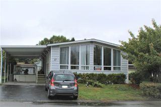 """Photo 20: 17 145 KING EDWARD Street in Coquitlam: Maillardville Manufactured Home for sale in """"MILL CREEK VILLAGE"""" : MLS®# R2411158"""