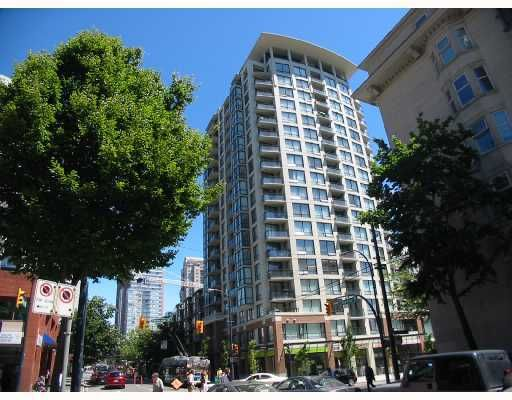 """Main Photo: 705 1082 SEYMOUR Street in Vancouver: Downtown VW Condo for sale in """"FREESIA"""" (Vancouver West)  : MLS®# V751045"""
