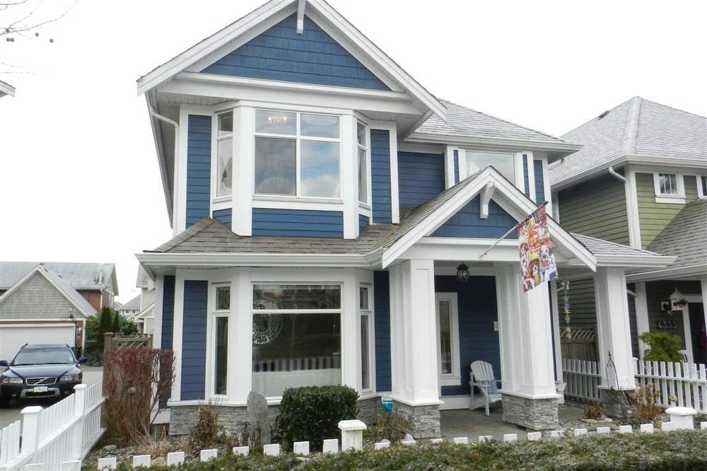Main Photo: 4331 BAYVIEW STREET in Richmond: Steveston South Home for sale ()  : MLS®# R2130888