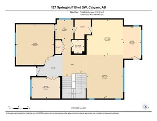 Photo 44: 127 Springbluff Boulevard SW in Calgary: Springbank Hill Detached for sale : MLS®# A1140601