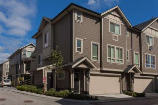 """Photo 1: 42 19913 70 Avenue in Langley: Willoughby Heights Townhouse for sale in """"THE BROOKS"""" : MLS®# R2208811"""